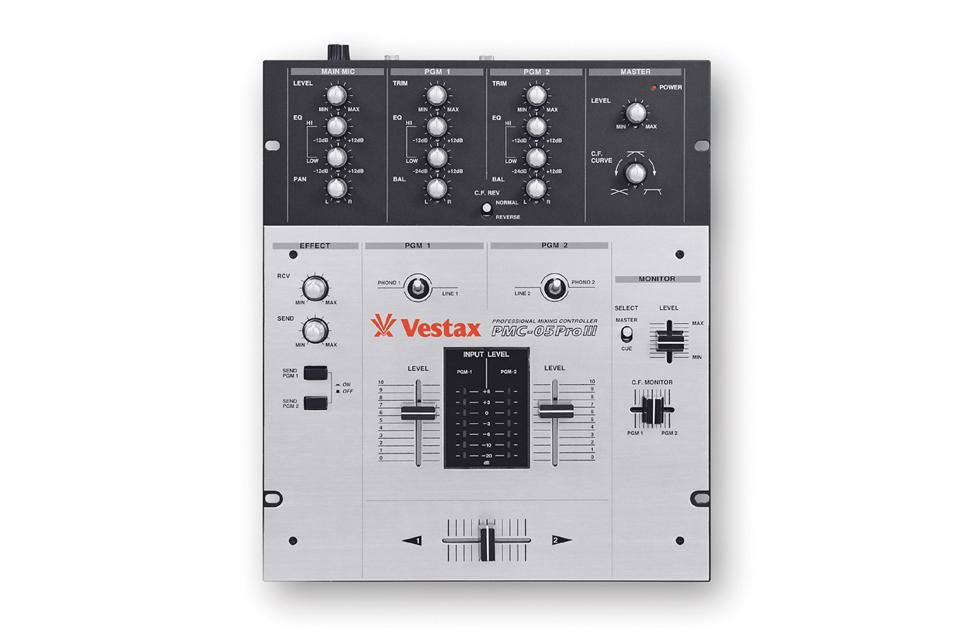 Vestax Pmc-05proiii Vca Pmc-05proiii Vca